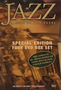 Jazz - A Film By Ken Burns [2000] [DVD]