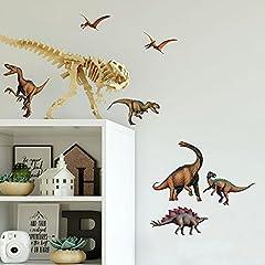 Idea Regalo - RoomMates Adesivi da parete dinosauri