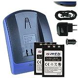 2x Batteria + Caricabatteria (USB/Auto/Corrente) per Sanyo DB-L10, VPC-AZ3 AZ3EX MZ3 MZ3GX J1 - Best Reviews Guide