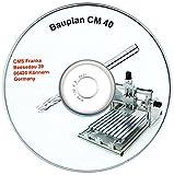 Bauanleitung für CNC Maschine CM40