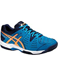Asics Tenis Gel-Padel Pro 3 Gs Blue / Orange 35 Junior