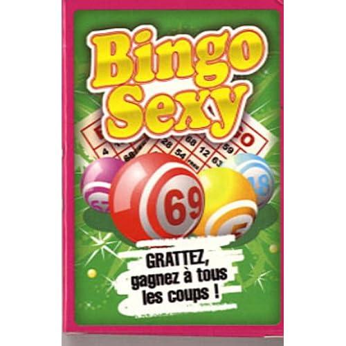 Bingo sexy : Grattez, gagnez à tous les coups !