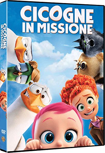 cicogne in missione dvd Italian Import