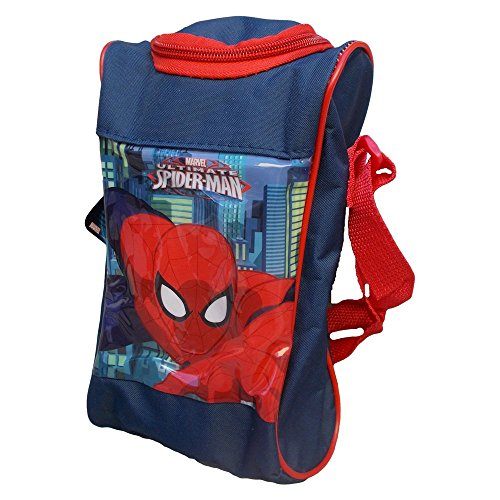 Borsa frigo spiderman marvel tempo libero viaggio bambino capacita' 2 litri - 83380