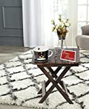 #10: Onlineshoppee Folding Table (Brown)