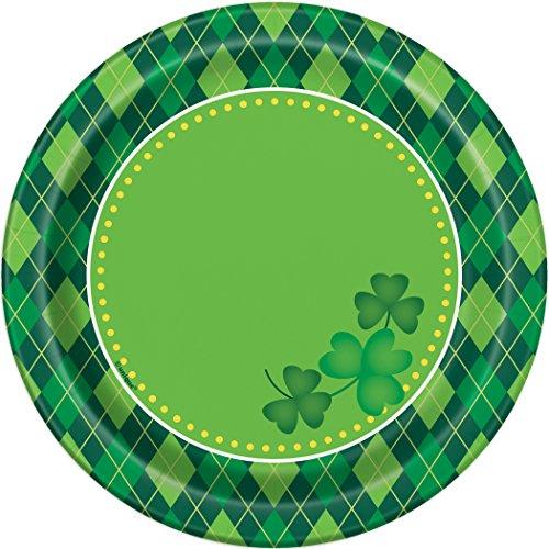 Argyle St. Patrick 's Day Party Supplies