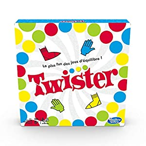 Twister - Juego de Mesa de Equilibrio