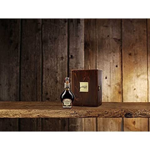 Acetaia G. Giusti dal 1605 - Aceto Balsamico Tradizionale di Modena DOP Affinato almeno 12 anni,100 ml - 12 Anni Aceto Balsamico