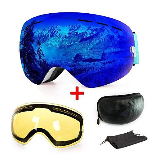JOLIN Polarisierter Sport Herren Sonnenbrillen für Skifahren Golf Laufen Radsport Superleichtes Rahmendesign für Herren und Damen 3