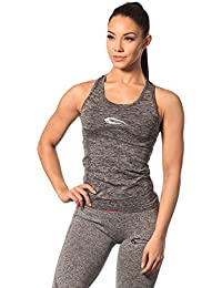 Smilodox Damen Seamless Top Fame