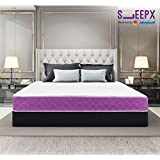 SleepX Presented by Sleepwell Ortho mattress - Memory foam (72*72*6 Inches)
