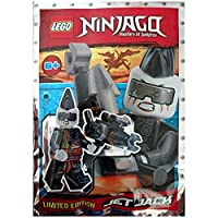 LEGO Ninjago Jet Jack Minifigure Promo Foil Pack Set 891840