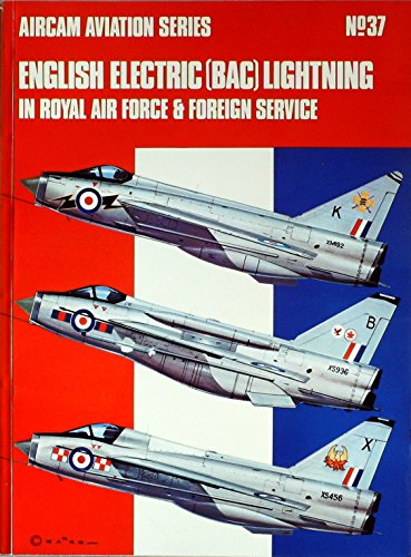 English electric (BAC) Lightning AAS 37