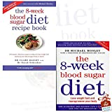 8-Week Blood Sugar Diet Recipe Book and 8-Week Blood Sugar Diet 2 Books Bundle Collection With Gift Journal - Lose weight fast and reprogramme your body