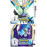 Pokémon Mond +Pokémon X [3DS]