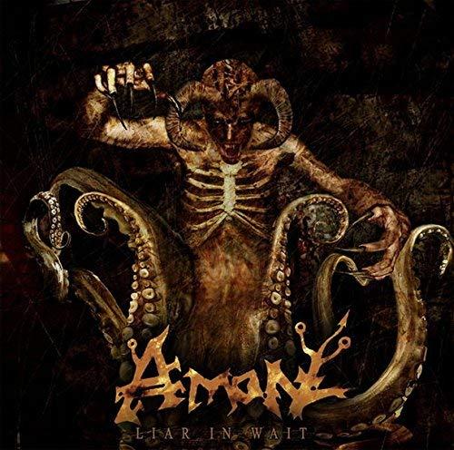Amon: Amon - Liar In Wait (Audio CD)