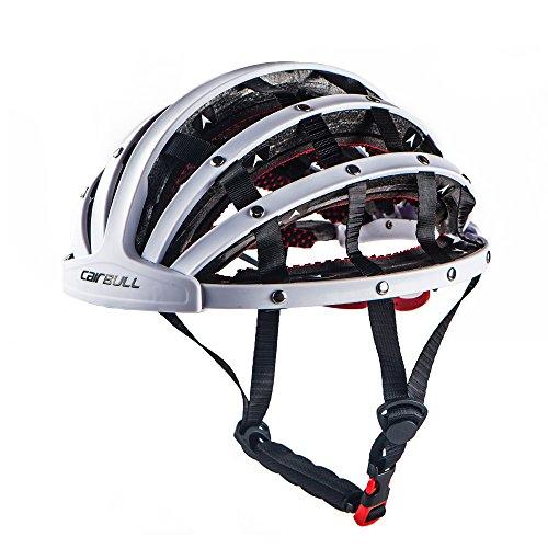 Faltbare Fahrradhelm Leicht neuer bewegliche städtische Freizeit-Straßen-Fahrrad-Reithelm für Multi-Sport in Sicherheit Schutz