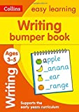 Writing Bumper Book Ages 3-5: bursting with motivating and fun writing activities (Collins Easy Learning Preschool)
