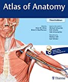 Atlas of Anatomy by Anne M Gilroy (2016-04-08)