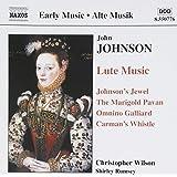 John Johnson: Lute Music