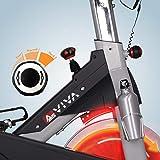 AsVIVA S8 Indoor Cycle Cardio VIII – ein Fitnessbike und Heimtrainer/Fitnessgerät für das Workout inkl. Getränkehalter – das Fitnessrad/Speedbike - 5
