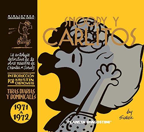 Snoopy y Carlitos 1971-1972 nº 11/25 por Charles M.%Schulz