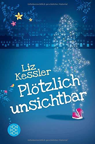 Buchseite und Rezensionen zu 'Plötzlich unsichtbar' von Liz Kessler