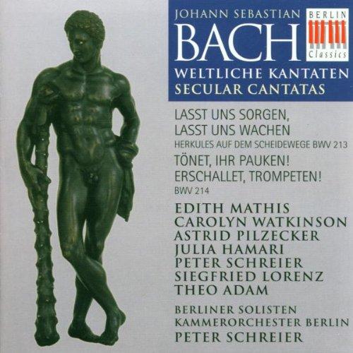 Cantates Profanes, BWV 213 & 214