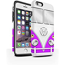 Stuff4Phone Case/Cover/Skin/iP6–3dtbm/VOLKSWAGEN Camper Collection, compatible con Apple iPhone 6
