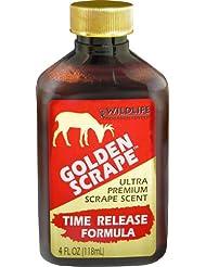 Investigación de Vida Silvestre de Oro Scent Raspe, (4 onzas)