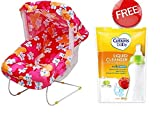 #4: HONEY BEE CARRY COT 10 IN1 PRINT MAY VARY