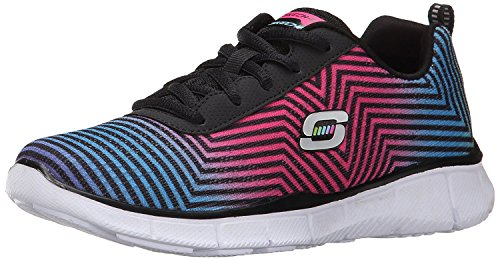 Skechers Equalizer Expect Miracles, Baskets Basses Fille