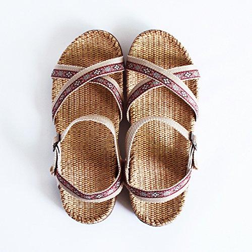 XY&GKBettwäsche Sandalen Frauen alleinigen Foot Pads der Sommer Damen Sandalen, komfortabel und schön b - 38