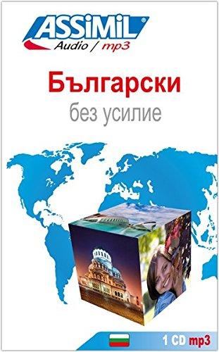Assimil Bulgarisch ohne Mühe - MP3-CD: Tonaufnahmen zum Selbstlernkurs für Deutschsprechende - Niveau A1-B2 - Hinweis: Ersatz