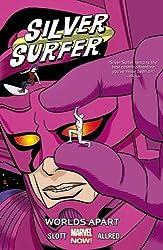 Silver Surfer Vol. 2: Worlds Apart by Dan Slott (2015-06-30)
