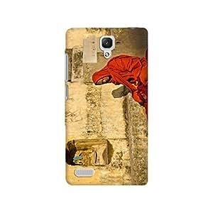 DailyObjects Inner Sanctum Case For Xiaomi Redmi Note 4G