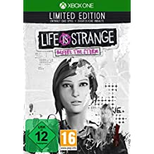 Square Enix Life is Strange Before the Storm Limited Edition Xbox One
