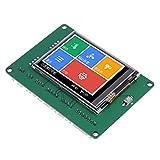 Broadroot 2,4-Zoll Mini-LCD-Display 262K Resistive Farbdisplay für 3D-Drucker