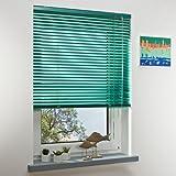 Liedeco | Aluminium-Jalousie | Mint - B 80 x H 130 cm