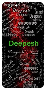 Deepesh (Lord Of Light , Sun) Name & Sign Printed All over customize & Personalized!! Protective back cover for your Smart Phone : Samsung Galaxy S4mini / i9190