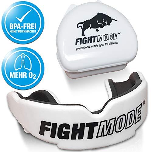 Weletix Profi Mundschutz | + Box + mehr O₂ + BPA freier Zahnschutz | Sicherer Halt im Kampfsport |...