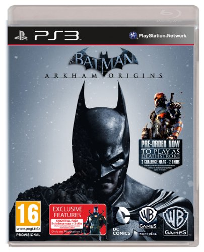 Batman Arkham Origins [Importación Inglesa]