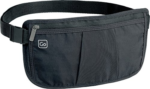 Go Travel Money Minder Money Belt (Assorted Colours) 84c7237f696