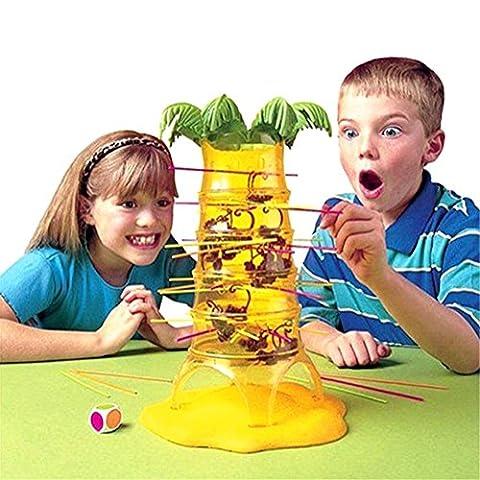 WGE Puzzle Fun Monkey Jeux De Bureau Enfants Puzzle Fun Games Toy
