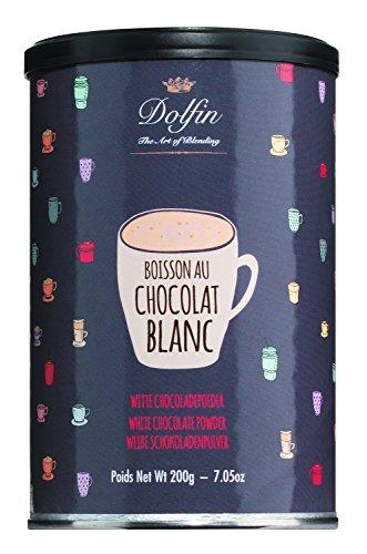 Dolfin | Weiße Trinkschokolade