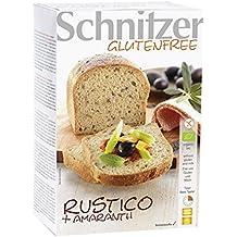 Pan Rústico con Amaranto Sin Gluten Ecológico Schnitzer ...