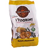I tesori di canusium - Taralli patate & rosmarino 225gr