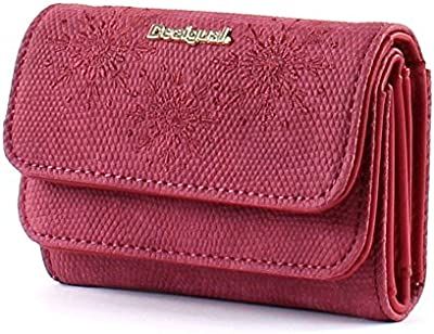 Desigual Caliope Mix Small Wallet Fucsia Franc