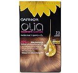 Garnier Olia Haarfarbe 7.3 Dunkles Goldblond ,enthält 60% Blumen-Öle - Ohne Ammoniak
