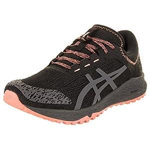 51eX36SWVrL. SS300  - ASICS Alpine XT Women's Trail Running Shoes - 4.5 Black